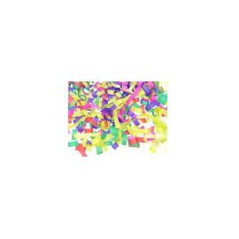 Canon confettis multi couleurs